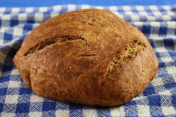 Nem gyúr teljes kiőrlésű kenyér