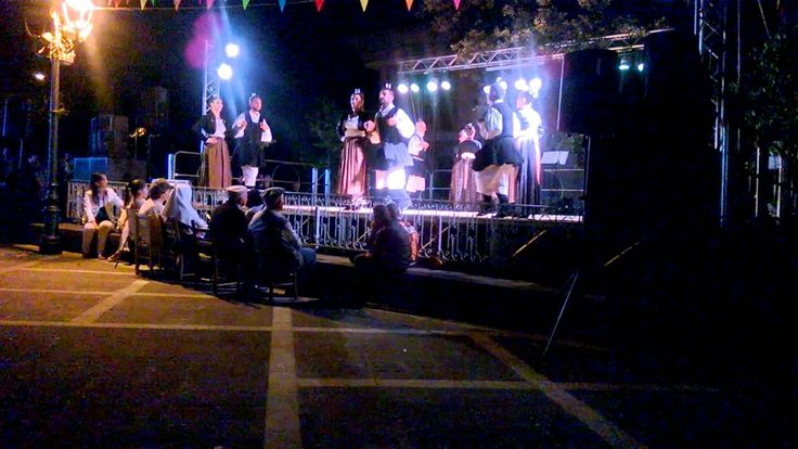 Gruppo Folk Palmas Arborea-- Su Ballu 'e Sa Tassa-