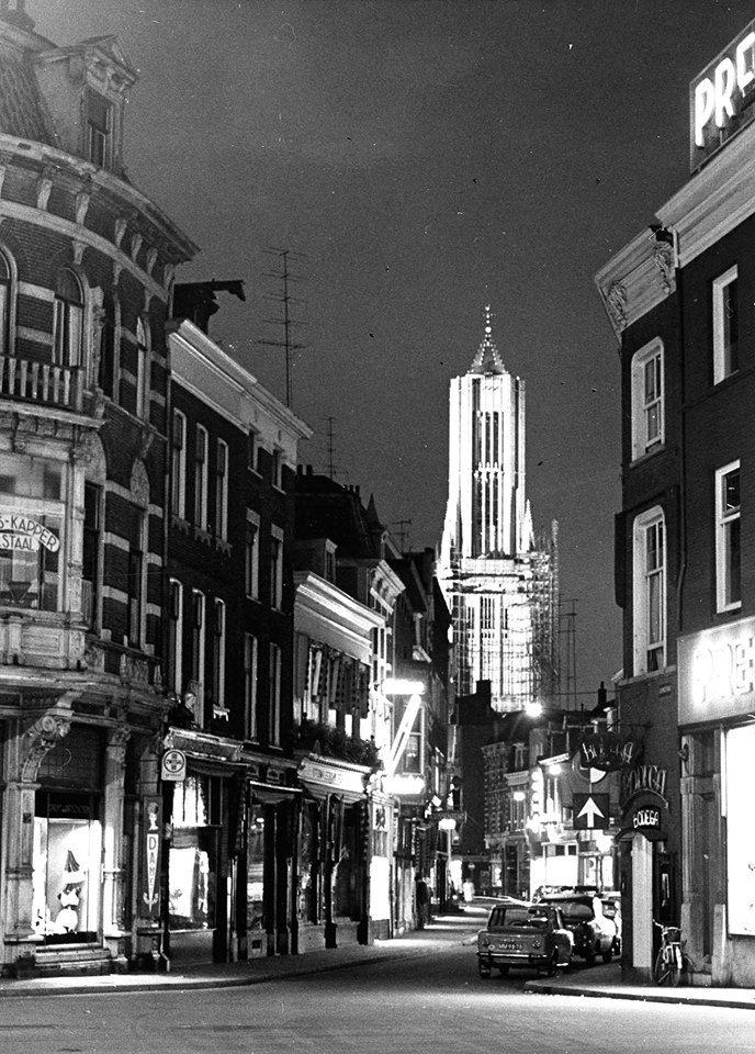 Arnhem, de Koningstraat.
