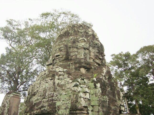 Bayon Temple - Seam Reap, Cambodia