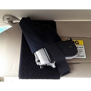 sun visor car and truck concealed carry