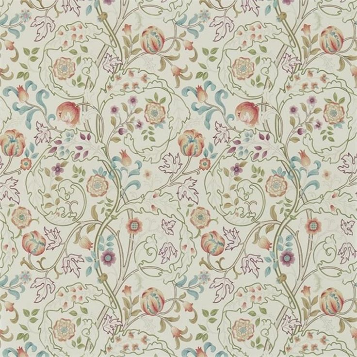 William Morris Mary Isobel Tapet