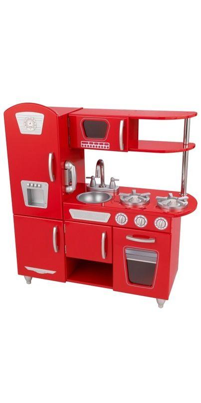 Kidkraft Vintage Kitchen Red