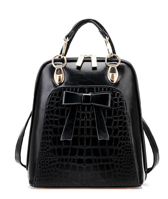 BEIBB Young Ladies' Casual College Backpack >>> Wow! I love this. Check it out now! : Day backpacks