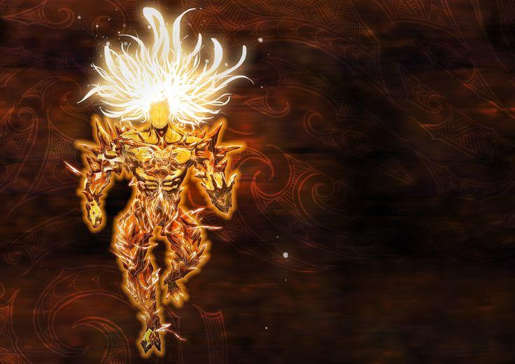 Tamanui Te Ra - Futuristic Maori Sun God by Maui-Studios on DeviantArt