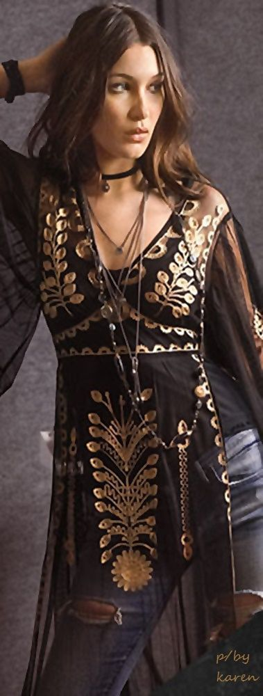 Boho Style ~ Ralph Lauren. Exclusive bohemian. For more follow www.pinterest.com/ninayay and stay positively #inspired
