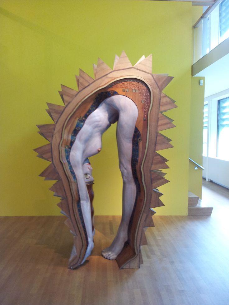 106 besten hout sculpture Bilder auf Pinterest Schnitzen, Holz - die einzigartige anziehungskraft der modernen kunstskulptur