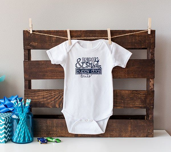Snips And Snails Baby Boy Onesie Snips And Snails And