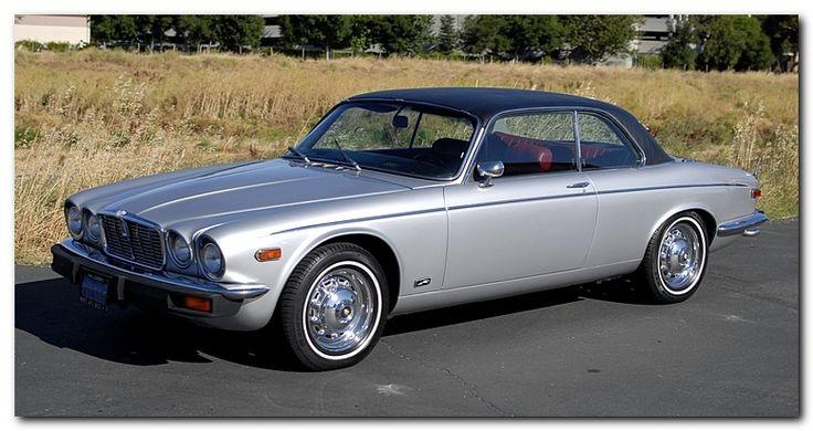 1976 Jaguar XJ12C Coupe