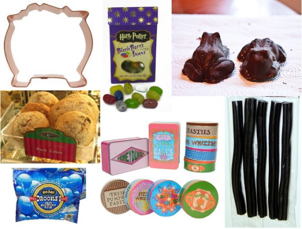 """Accio Harry Potter wedding dessert bar! 