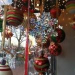 Caldwell Banker's Holiday Display