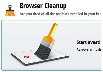 Avast Browser Cleanup: Delete Adware, Toolbars, Potentially Unwanted Programs, and Browser Hijackers: Avast now has a utility that can be used to clean your web browsers. This utility can be used to remove Potentially Unwanted Programs (PUPs), like web browser hijackers, web browser extensions, toolbars, adwares, and other malicious programs that you may have downloaded unintentionally, which have hijacked your web browsers....