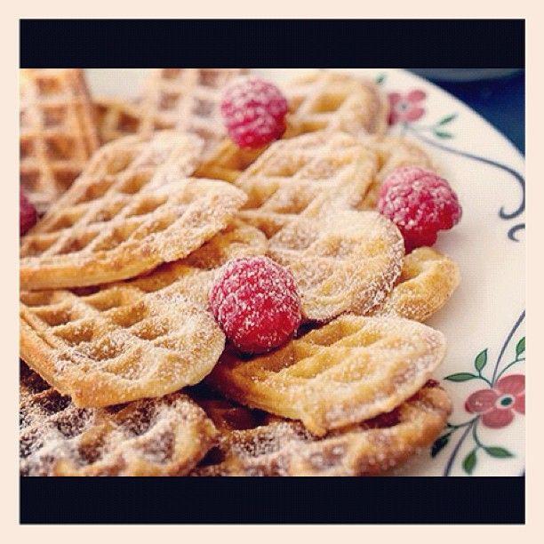 #Waffles - Instagram photo by @cc_hotelkompaniet (CC Hotel Kompaniet)