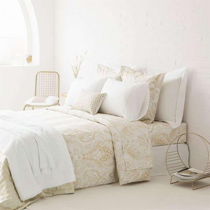 Biancheria da letto paisley Zara Home