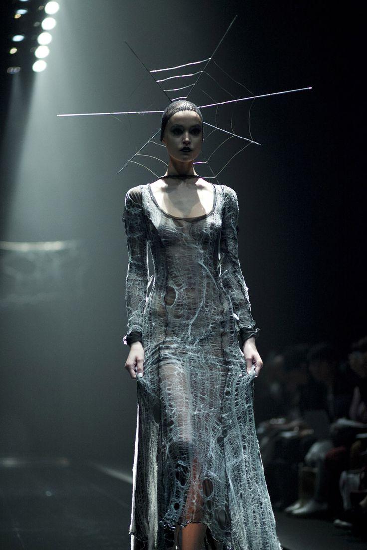 13 best haute macabre dark couture images on pinterest