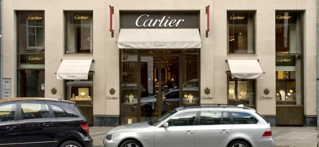 De mooiste sieraden vindt U bij Cartier in de PC Hooftsstraat