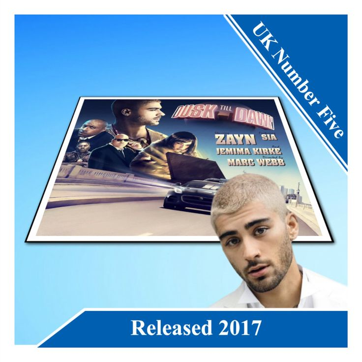 Dusk Till Dawn is by Zayn,the British singer and songwriter.In the United Kingdom the song reached a peak of number five on the UK Singles Chart in 2017 #zayn #zaynmalik #sia #youtube #video #song #pop #popmusic #Music #singer #songwriter