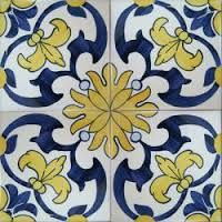 Image result for spanish tile wall decor