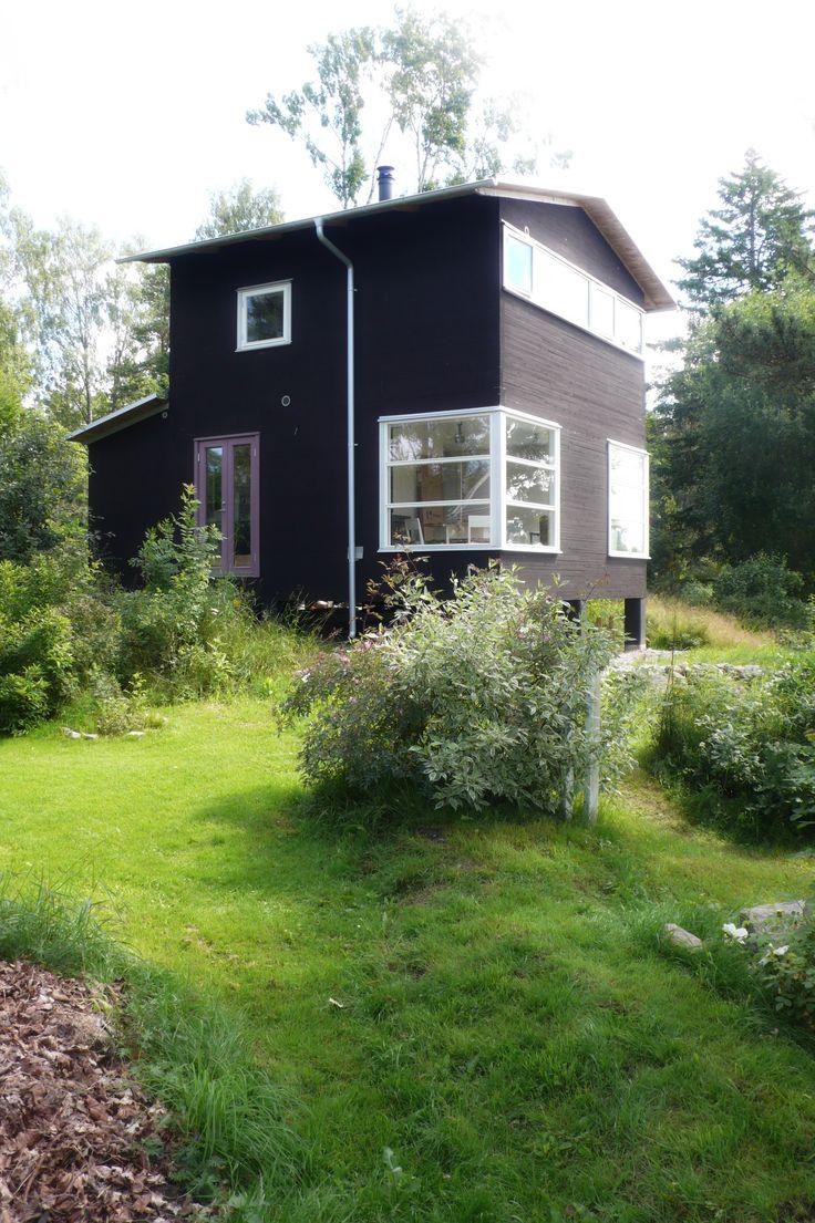 Hus ÅJ  Arkitekten Anders Landström.  Arkitektkontor: Landström arkitekter AB  Rösta till publikpriset 2016!