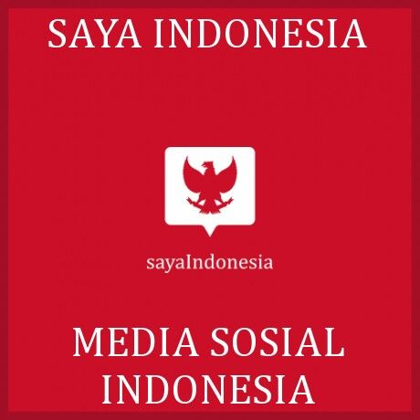 Saya indonesia media sosialnya indonesia.   Saya indonesia is sosial network from indonesia.