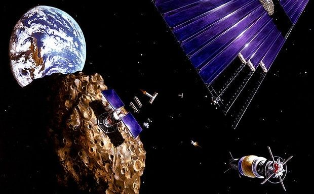 Следующая золотая лихорадка будет в космосе
