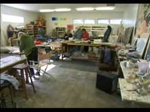From KETC, LIVING ST. LOUIS Producer Patrick Murphy visits Cardinal Ritter and Catherine Margels Studio. Margel, began a project in January of 2009 to constr...