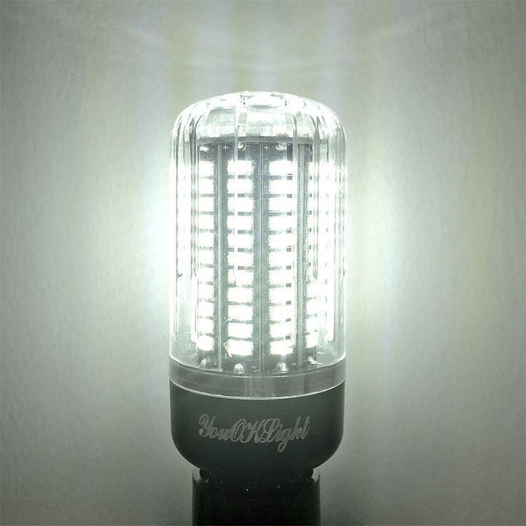 YouOKLight 5 Stück, E14 15W 1398LM 130 * 5736 SMD hohe Licht kühlen Weißlicht LED Mais-Birne für Innenleuchten AC 85-265V: Amazon.de: Beleuchtung