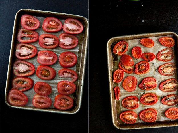 confitesBlt, Summer Month, Slow Roasted Tomatoes, Slowroast Tomatoes ...
