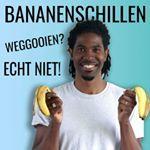 Gooi jij je bananenschillen ook altijd weg ZONDE Morgen leer ik je wat je ermee kunt doen
