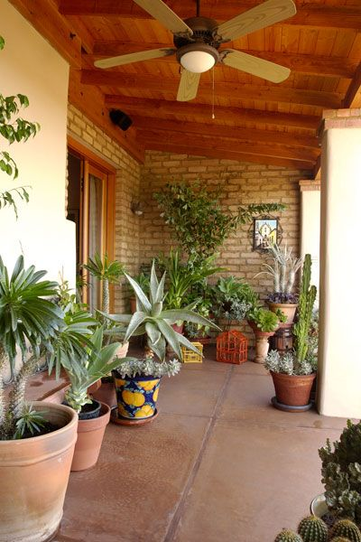 southwestern patio design - Google Search