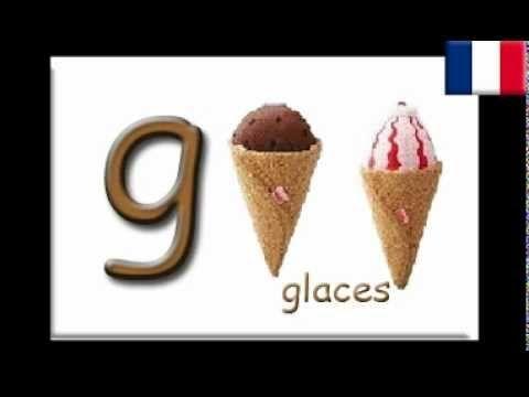 The French alphabet song (la chanson de l'alphabet)