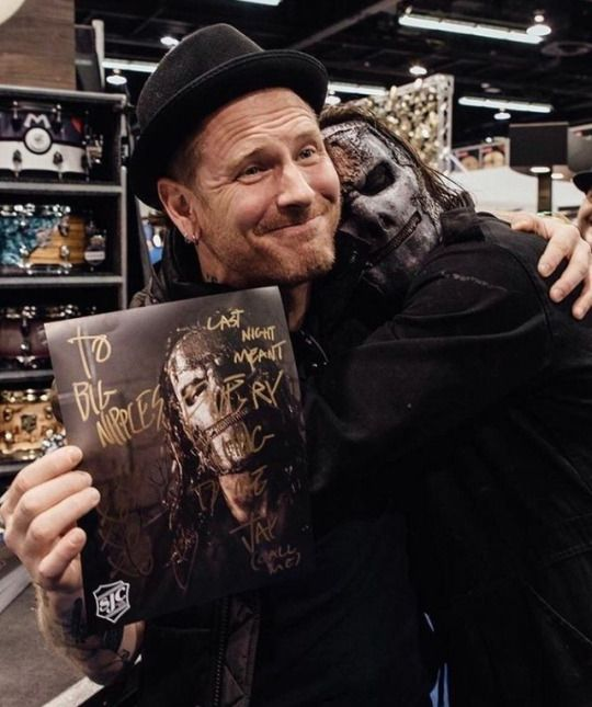 I'm Going To Break You #Corey Taylor #Jay Weinberg
