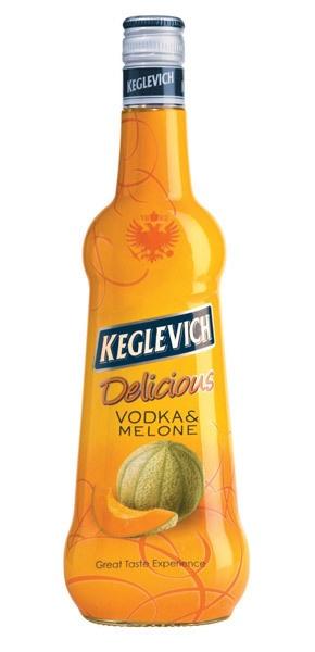 keglevich vodka & melon