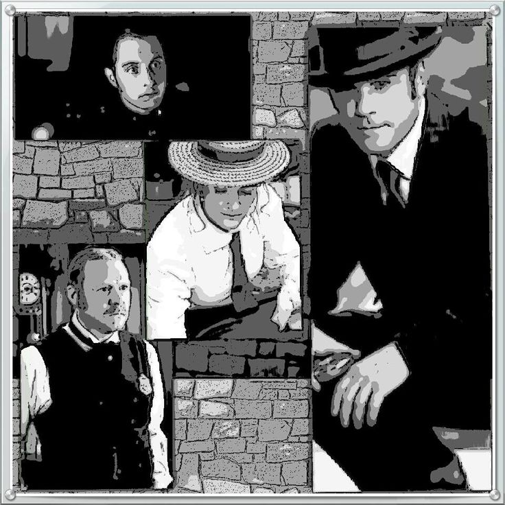 Awesome Murdoch Mysteries fan art!