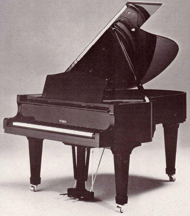 Piano demi-queue