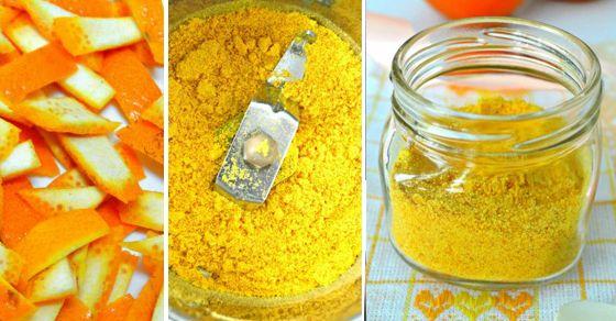 Určite všetky z nás vieme, že pomaranče sú skvelý zdroj vitamínov. Ale ako je to takmer so všetkým ovocím, pomarančová kôra v sebe koncentruje oveľa viac vitamínov, minerálov a živín než samotné ovocie. Rôzne zábaly, peelingy, masky na tvár, ktoré obsahujú pomarančovú šťavu sú pre tvoju pokožku na tvári určite dobré, ale predstav si, aké prínosné by bolo urobiť si vlastné masky, ktoré obsahujú omnoho viac prospešných surovín, ktoré posilňujú pokožku na tvojej tvári.