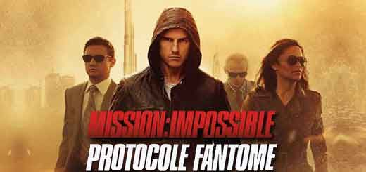 Mission:Impossible - Protocole Fantôme film de Brad Bird avec Tom Cruise, Paula Patton, Jeremy Renner, Simon Pegg, Josh…