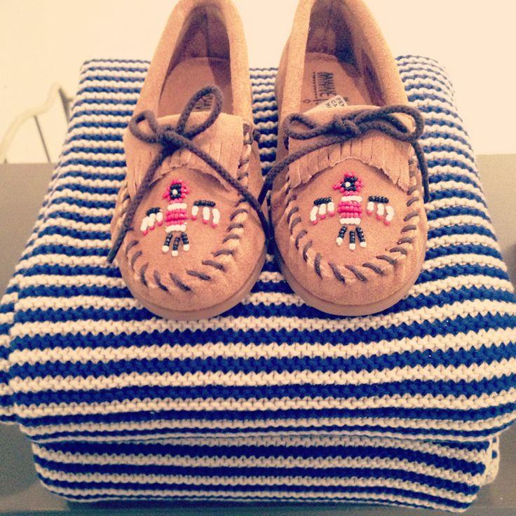 Bonton blanket + Minnetonka