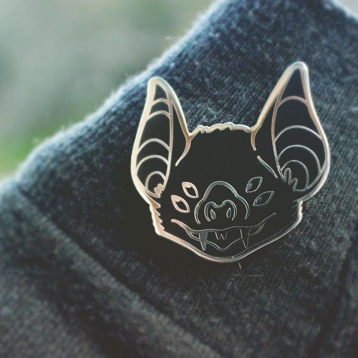 #Repost @faunwood hard enamel bat pins are up in my shop now! (link in bio) . also I'm headed to the library now to print all of the preorder shipping labels! shipping out tonight or tomorrow morning infinite thanks for all of the support! (Posted by https://bbllowwnn.com/) Tap the photo for purchase info. Follow @bbllowwnn on Instagram for great pins patches and more!
