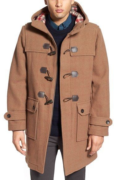 The 25  best Mens duffle coat ideas on Pinterest | Duffle coat ...