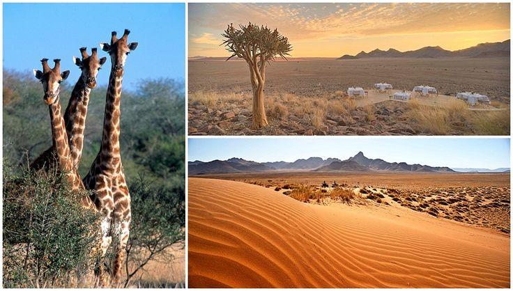 Luxury Road Tripping Through Namibia