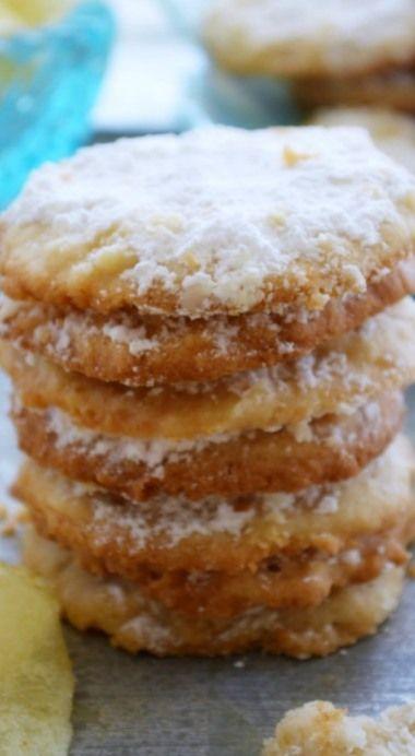 Gail's Classic Potato Chip Cookies