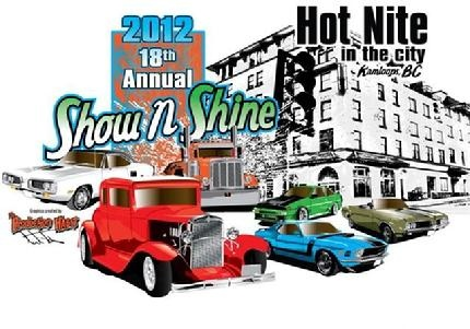 Hot Night In The City: Kamloops Show & Shine