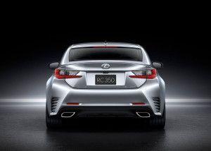 2016 Lexus RC 350 price