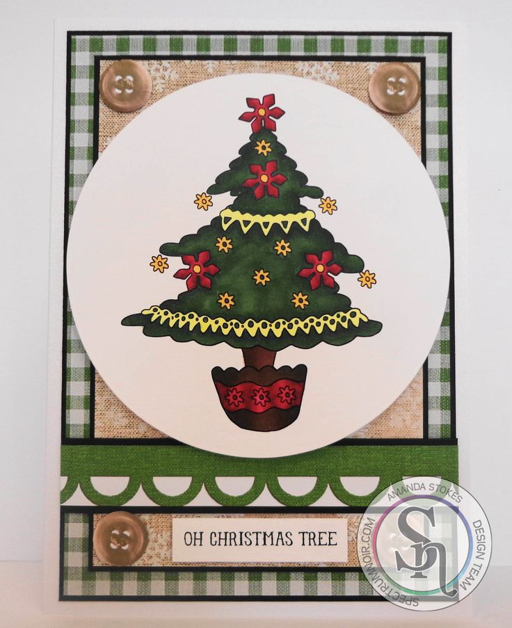 Amanda Stokes - Romany Christmas CD, A5 Card, CD1 Co-ordinating Papers Design 11 Colour 6, Design 10 Colour 2, Embellishments Design 1, Christmas Tree A6 stamp, Spectrum Noir Pens: DR7, DR5, DR1, OR1, GB5, JG6, DG3, EB8, EB7, EB5, TN8, Matt Black Card, Neenah Solar White Card, Satin Finish Paper, Collall 3D Glue Gel, Collall Tacky Glue. #crafterscompanion #Christmas