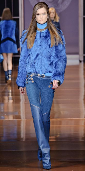 Runway Looks We Love: Versace - Versace from #InStyle