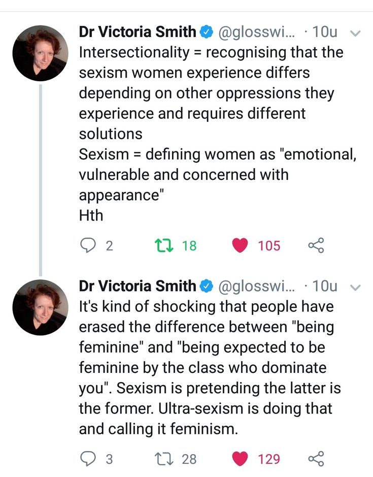 should intersectional feminism recognises - 735×939
