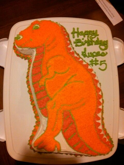 Wilton Dinosaur Cake Decorating Instructions Dmost for