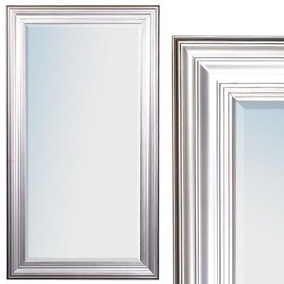 Wandspiegel Silber Barock Design Spiegel Pompös Holzrahmen Facette Kim In  Möbel U0026 Wohnen, Dekoration, Spiegel