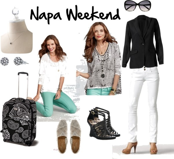 napa weekend by wareaglegirl liked on polyvore - Napa Styles